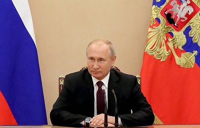 Foreign leaders congratulate Putin on Russia Day