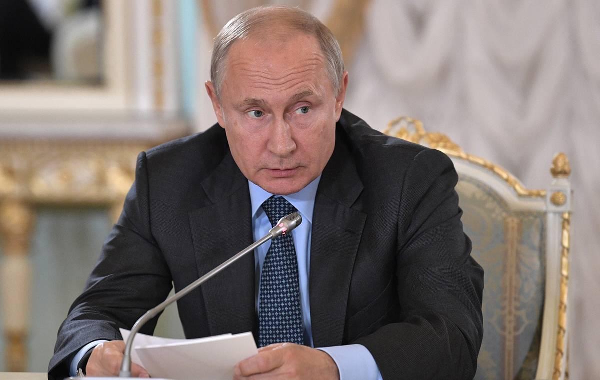 Putin to make a speech at SPIEF, meet with UN secretary general on June 7