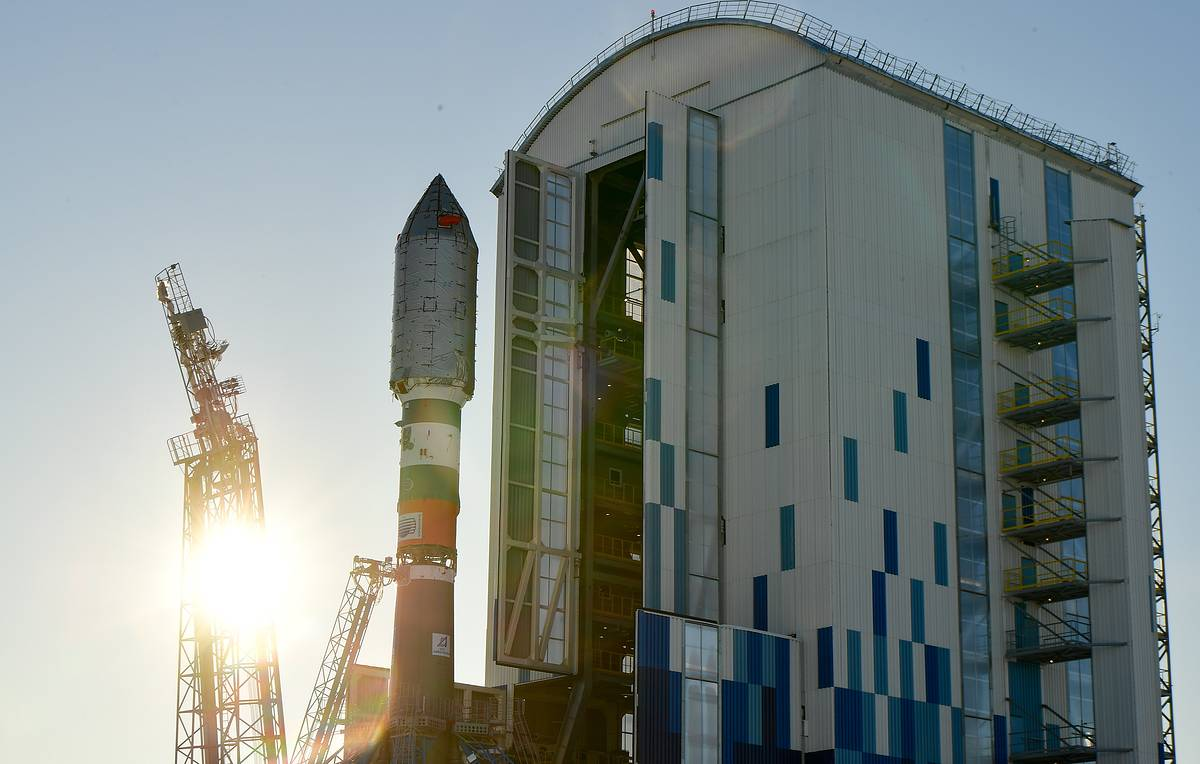 First Soyuz-2.1a carrier rocket for delivering manned spacecraft to be ready by year-end