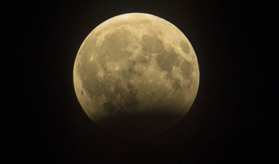 Россияне смогут увидеть самое длительное затмение Луны в XXI веке