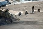 Russia-Belarus military drills