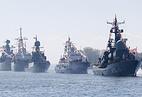 Корабли Балтийского флота