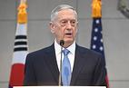U.S. Secretary of defense James Mattis