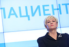 Заместитель министра здравоохранения РФ Татьяна Яковлева