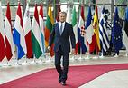 Глава Европейского совета Дональд Туск