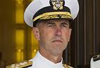 Начальник штаба ВМС США адмирал Джон Ричардсон