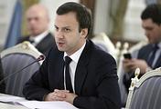 Russia's deputy prime minister Arkady Dvorkovich