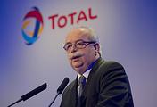 Total's CEO Axel Weber