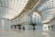 Main press center in Sochi, where the G8 summit will take place