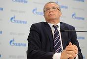 Gazprom Export CEO Alexander Medvedev