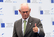 President of the European Council Herman Van Rompuy
