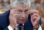 Russian Interior Minister Vladimir Kolokoltsev