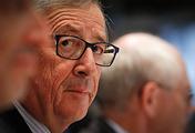 European Commission's President Jean-Claude Juncker