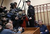 Vladimir Yevtushenkov in court