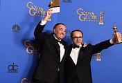 Producer Alexander Rodnyansky, left, and director Andrey Zvyagintsev