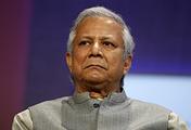 Bangladeshi economist Muhammad Yunus