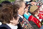 Ukrainian veterans