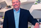 Larry Remington, President & CEO of K-Swiss Global Brands (PRNewsFoto/K-Swiss Global Brands)