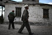 Ukrainian miners (archive)