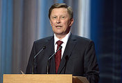 Sergey Ivanov, the chief of Russia's presidential staff