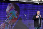 Leader of Moldova's Socialist Party Igor Dodon