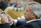 Russian State Duma's International Affairs Committee Alexey Pushkov
