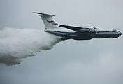 An Il-76 plane