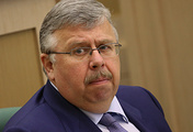 Head of the Federal Customs Service Andrei Belyaninov