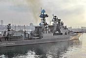 The Admiral Vinogradov (archive)