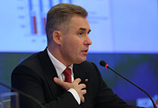 Ex-children's rights ombudsman Pavel Astakhov