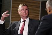 Rusnano CEO Anatoly Chubais