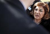 Advisor to Syrian President Bashar al-Assad, Bouthaina Shaaban