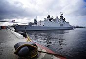 The Admiral Kuznetsov aircraft carrier