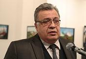 Russia's ambassador to Turkey, Andrey Karlov