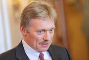 Russian President Vladimir Putin's spokesman Dmitry Peskov