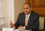 India's Ambassador to Russia Pankaj Saran