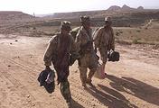 Eritrean soldiers