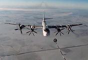 Tupolev Tu-95MS long-range strategic bomber