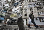 Mariupol, Eastern Ukraine