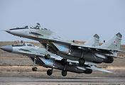 MiG-29 fighter jets