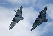 T-50 PAK FA fighter jets