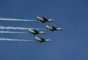 F-16S aircraft