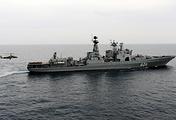 Vice-Admiral Kulakov large anti-submarine destroyer ship