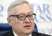 Russian Deputy Foreign Minister Sergey Ryabkov