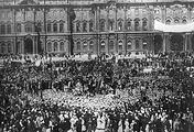 Revolutionary Petrograd in 1917