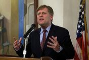Former US ambassador to Russia Michael McFaul