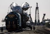 Soyuz MS-09 spacecraft
