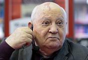 Ex-Soviet President Mikhail Gorbachev