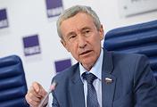 Russian Federation Council member Andrey Klimov