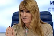 1st deputy chairperson of the Duma international affairs committee Svetlana Zhurova